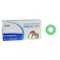 لنز رنگی MAGIC EYE -سبز 1