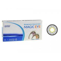 لنز رنگی MAGIC EYE -خاکستری روشن 3