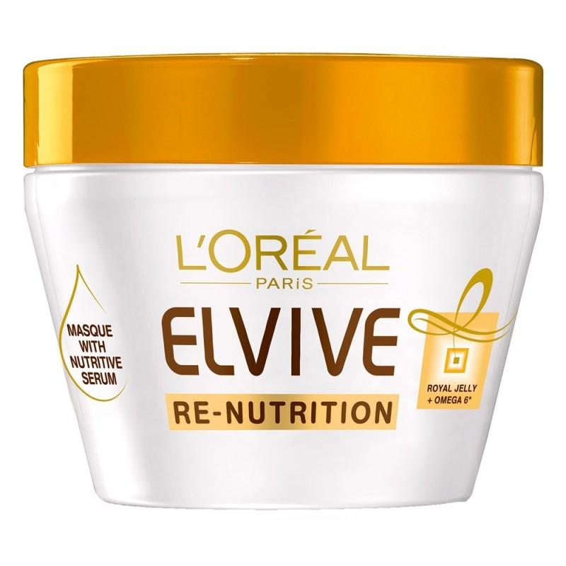 ماسک مو موهای خشک لورآل LOREAL  مدل رینوتریشن