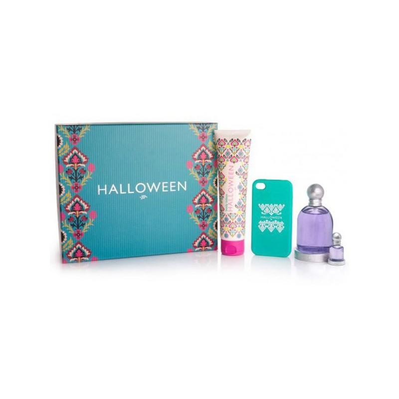 ست هدیه زنانه ادوتویلت خسوس دل پوزو مدل هالووین
