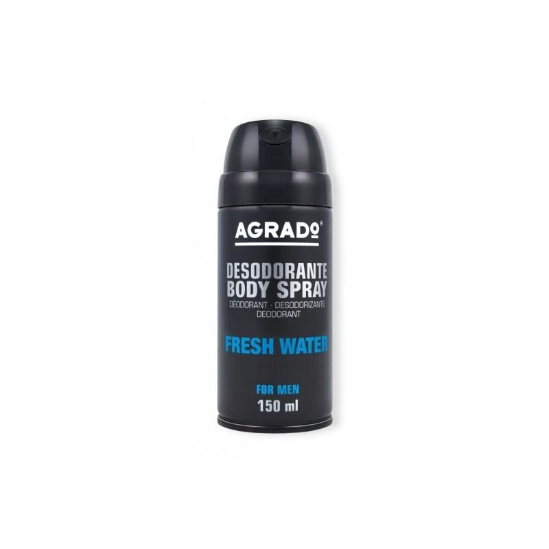 اسپری خوشبو کننده بدن آگرادو Agrado مدل فرش واتر