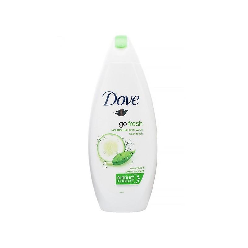 شامپو بدن کرمی داو Dove با عصاره خیار و چای سبز