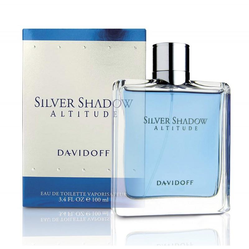 ادوتویلت مردانه دیویدوف Davidoff مدل سیلور شادو