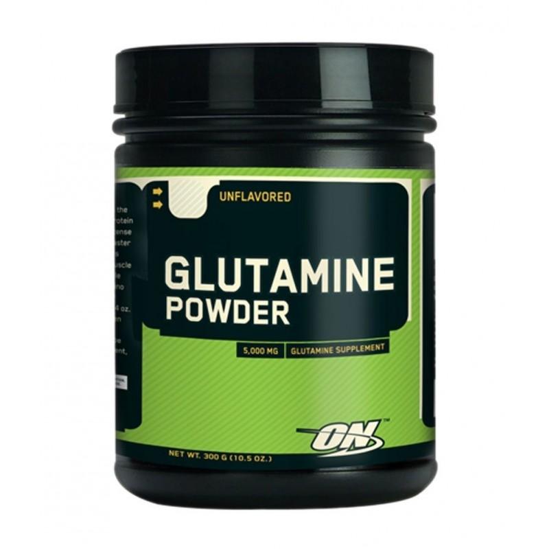 پودر مکمل گلوتامین اپتیموم نوتریشن ON وزن 300 گرم