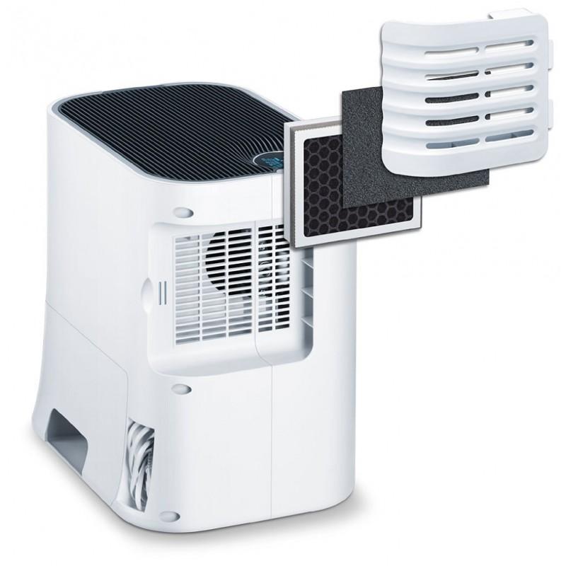 تصفیه کننده و مرطوب کننده هوای بیوررBeurer مدل LR330