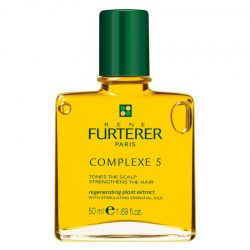محلول تقویت کننده مو رنه فورترر Rene Furterer مدل کمپلکس 5