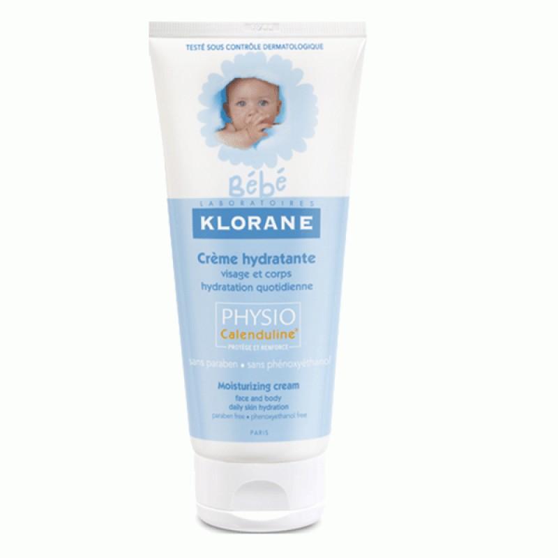 کرم مرطوب کننده کودک کلوران Klorane مدل ویتامینه