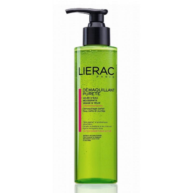 پاک کننده پوستهای مختلط و چرب لیراک Lierac مدل پیوریفایینگ