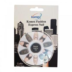 ناخن مصنوعی کومکس Komex شماره 13