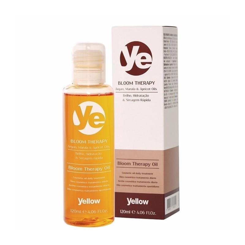 سرم درمانی مو آرگان یلو Yellow مدل بلوم تراپی حجم 120 میل