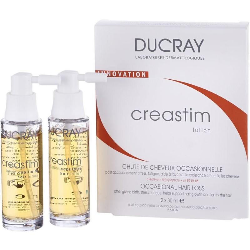 لوسیون ضد ریزش مو دوکری DUCRAY مدل کراستیم حجم 60 میل
