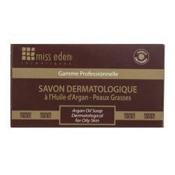 صابون درماتولوژیک میس ادن Miss Eden مناسب پوست چرب 100 گرم