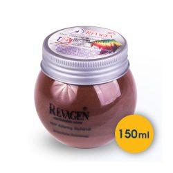 چسب مو رنگی ریواژن Revagen رنگ قهوه ای 150 میل