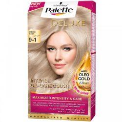 کیت رنگ مو پلت سری Deluxe مدل Diamond Blond شماره 1-9