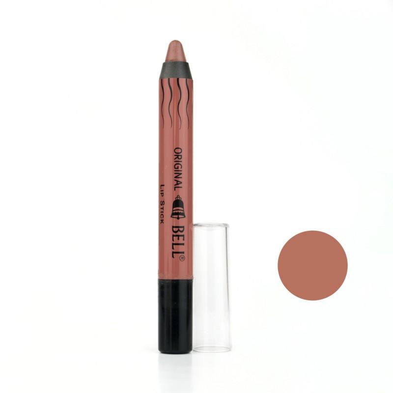 رژ لب مدادی بادوام بل Bell مدل Intensive Matt شماره 02 حجم 2.8 گرم