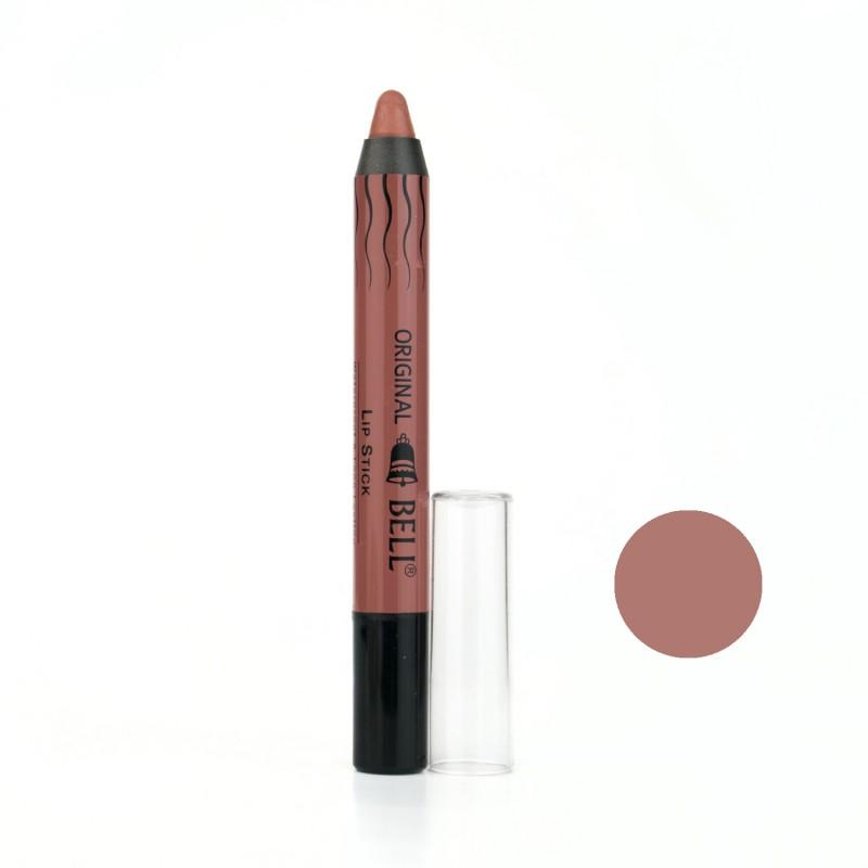 رژ لب مدادی بادوام بل Bell مدل Intensive Matt شماره 03 حجم 2.8 گرم