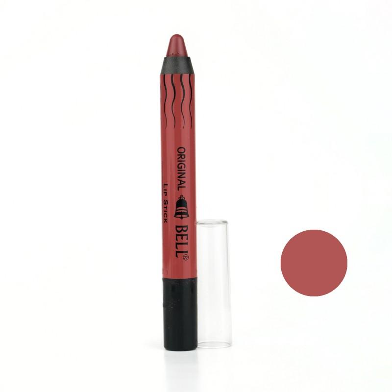 رژ لب مدادی بادوام بل Bell مدل Intensive Matt شماره 05 حجم 2.8 گرم