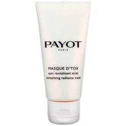 ماسک صورت پایو Payot مدل دتوکس حجم 50 میل