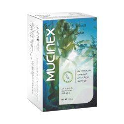 صابون لاغزی ماسینکس Mucinex حاوی جلبک دریایی حجم 120 گرم