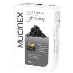 صابون روشن کننده ماسینکس Mucinex حاوی خاویار حجم 120 گرم