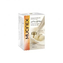 صابون نرم کننده ماسینکس Mucinex حاوی شیر و عسل حجم 120 گرم