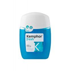 خمیردندان دهان شویه کمفور Kemphor مدل Fresh حجم 75 میلی لیتر