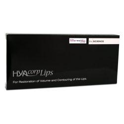 ژل تزریقی حجم دهنده لب هیاکورپ Hyacorp مدل Lip حجم 10 میل
