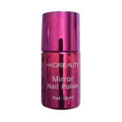 لاک ناخن آیینه ای هدا بیوتی مدل Mirror شماره 12 حجم 16 میلی لیتر