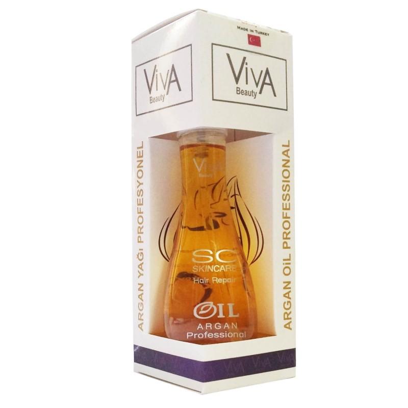 روغن آرگان ویوا Viva مناسب پوست و مو حجم 100 میل