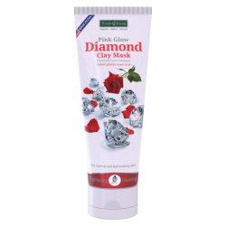 ماسک صورت درخشان کننده فرش اند فروتی مدل Diamond حجم 150 میل